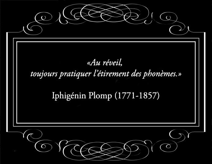 Phonèmes